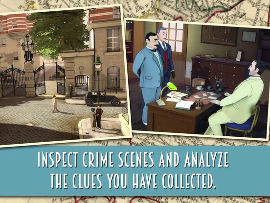 Agatha Christie - The ABC Murders (FULL) screenshot 8