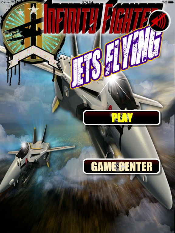 Infinity Fighter Jets Flying - Explosion Of Emotions In The Sky screenshot 6