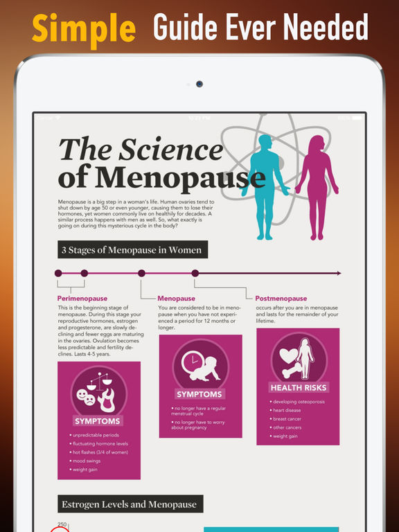 Natural Menopause Treatments:Women Health screenshot 7