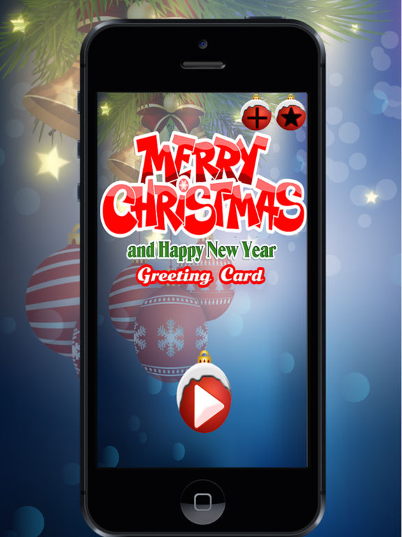 Christmas & Happy New Year Cards screenshot 5