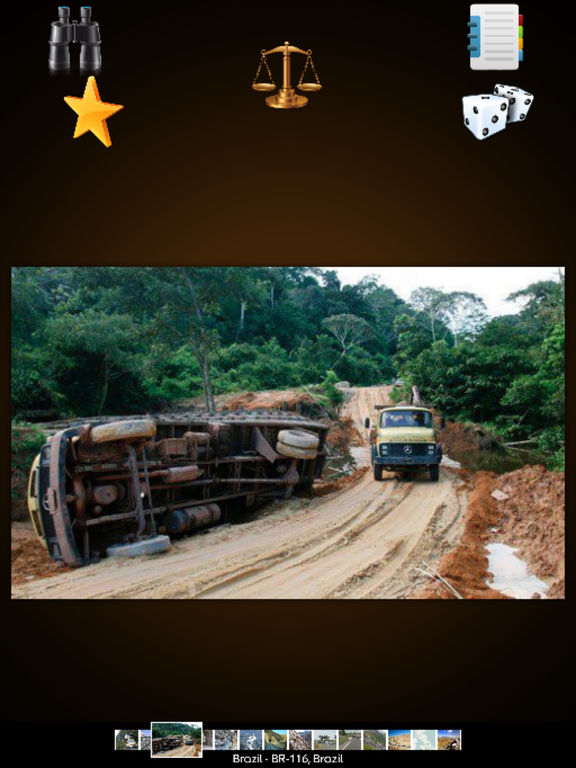 Most Dangerous Roads in the World Guide screenshot 8