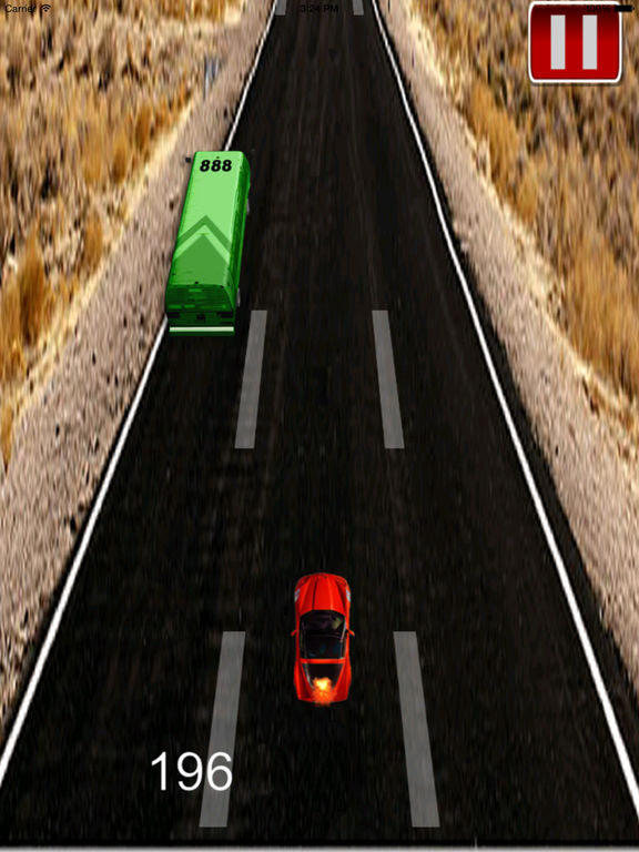 Explosive Car Race Pro - Speed Off Limits screenshot 9
