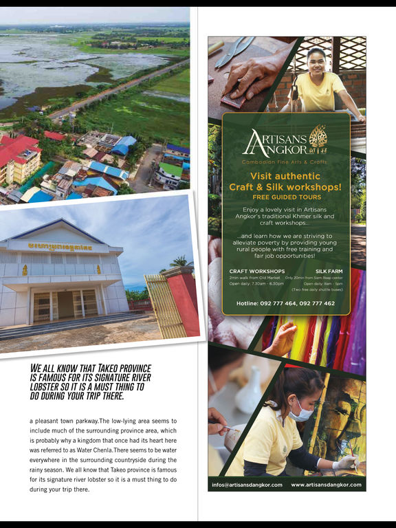 Cambodia Tourism Magazine screenshot 10