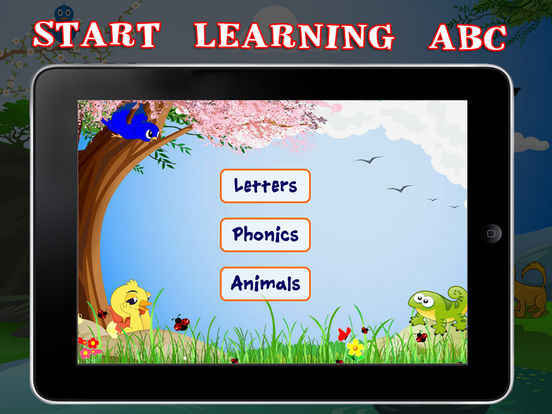 ABC Learning Games For Kids screenshot 8