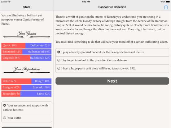 Cannonfire Concerto screenshot 9