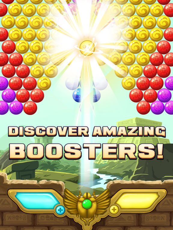 Bubble Shooter Raider screenshot 8