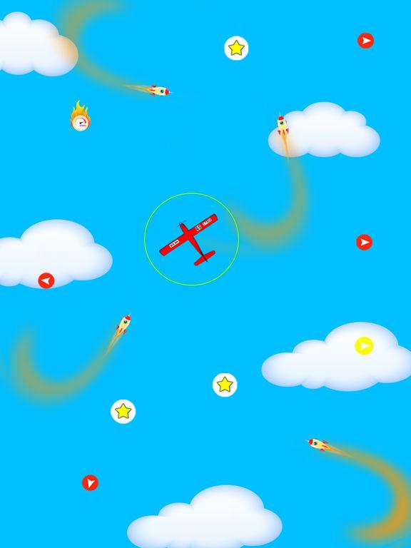 Plane Missiles Defence screenshot 5