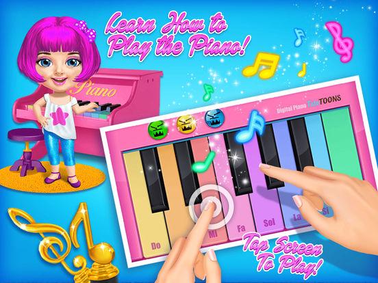 Sweet Baby Girl Pop Stars screenshot 9