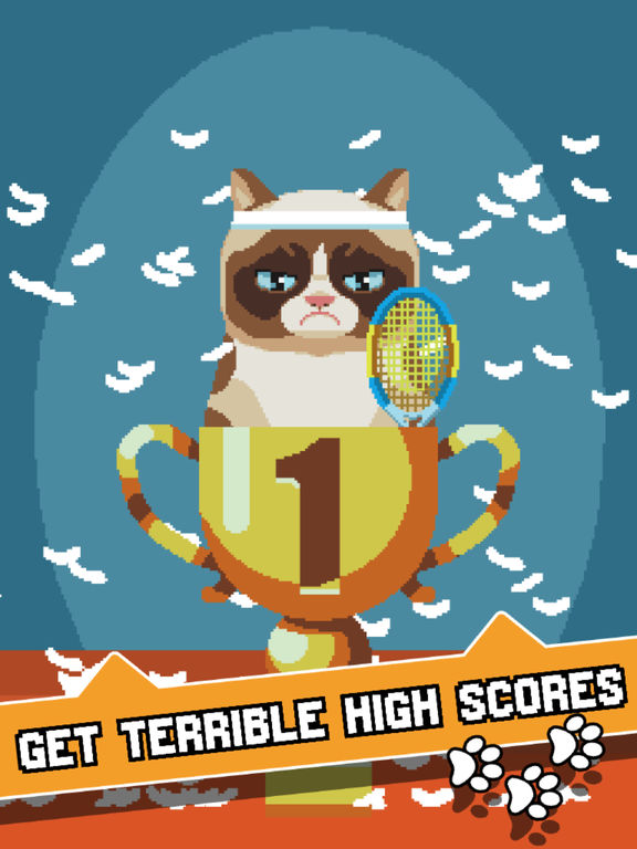 Grumpy Cat's Worst Game Ever screenshot 7