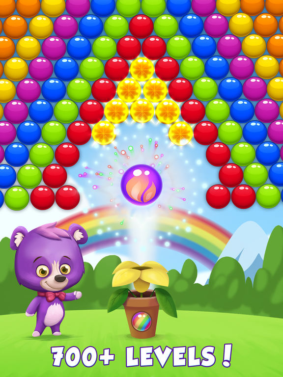 Bubble Shooter! Rainbow screenshot 8