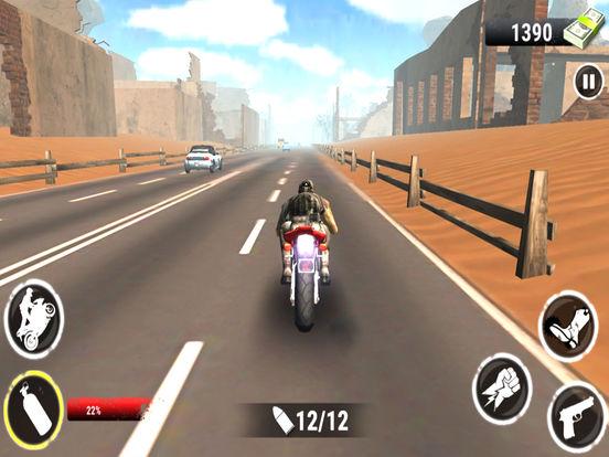 Highway Stunt Bike Riders : 3D Moto Sports Race-r screenshot 7
