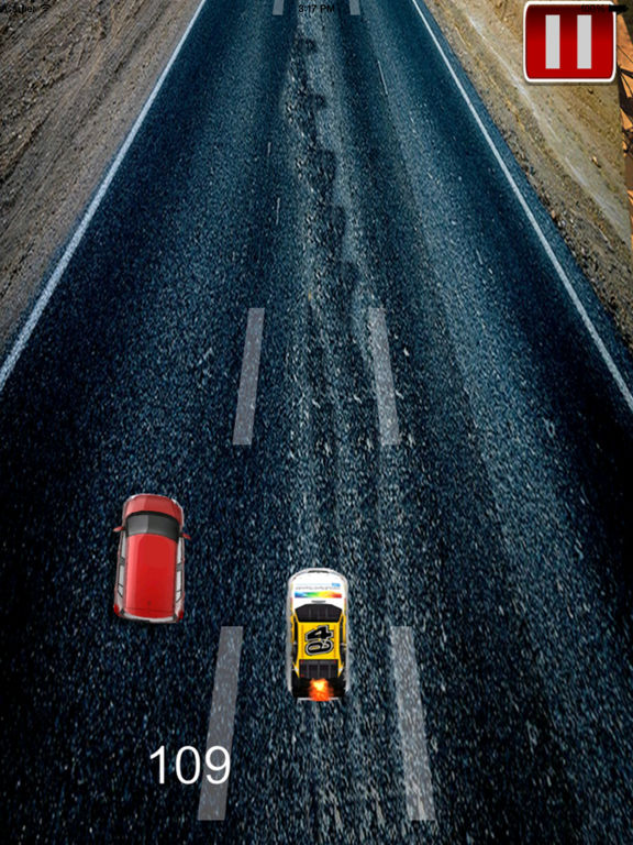 Cars Rivals Adventure - Action Game Cars screenshot 8