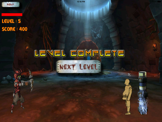 Arrow Red Samurai - Archery Ambush Addicting Shooting Game screenshot 10