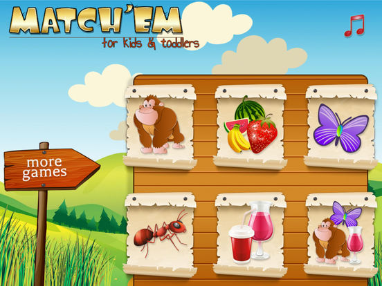 Match'em for kids and toddlers screenshot 6