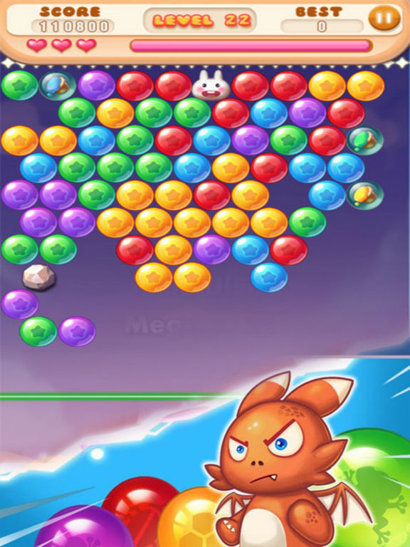 Star Galaxy Shoot - Bubble Mania screenshot 6