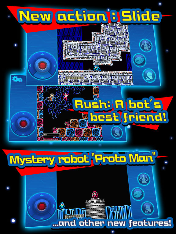 MEGA MAN 3 MOBILE screenshot 8