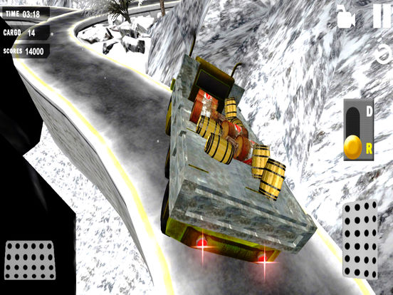 Real Truck Cargo Drive : 3D Tractor Sim-ulator screenshot 6