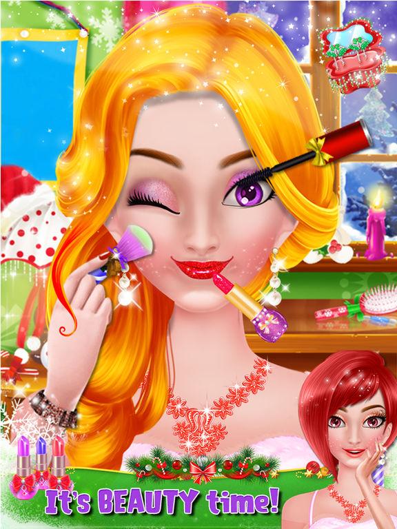 X'mas Princess Salon screenshot 7