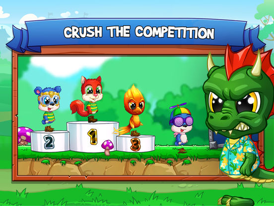 Fun Run 3 - Multiplayer Games screenshot 9
