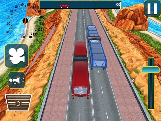 Vr City Elevated Bus : Gyro-scope Bu-s Par-king screenshot 5