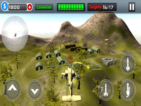 Modern Helicopter Warfare : Real Invasion 2016 screenshot 4