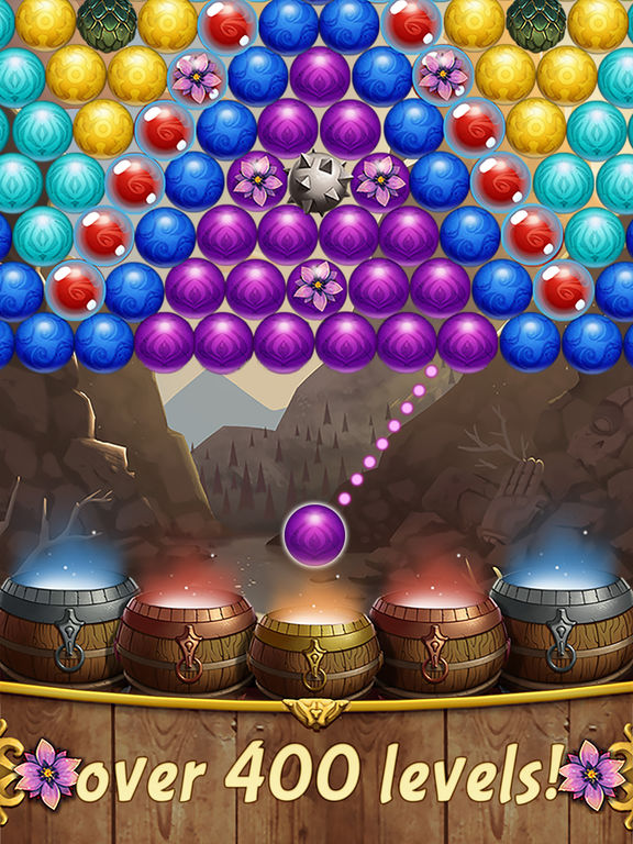Bubble Shooter Blossom screenshot 7