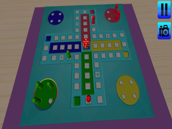 Classic Ludo : 3D Puzzle Game 2016 screenshot 6