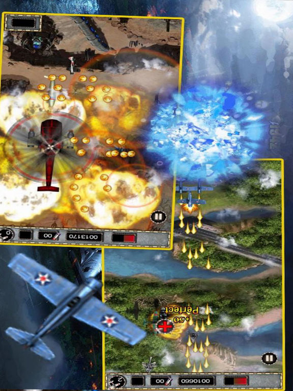 Fighting Sky 1942 - Shooter Air screenshot 6