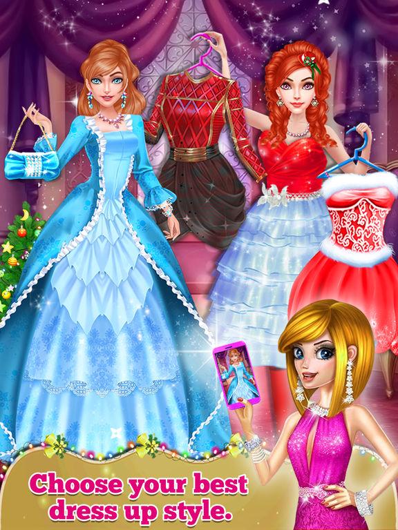 Christmas Spa And Makeup screenshot 9