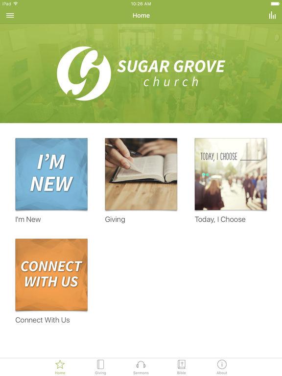 Sugar Grove Church screenshot 4