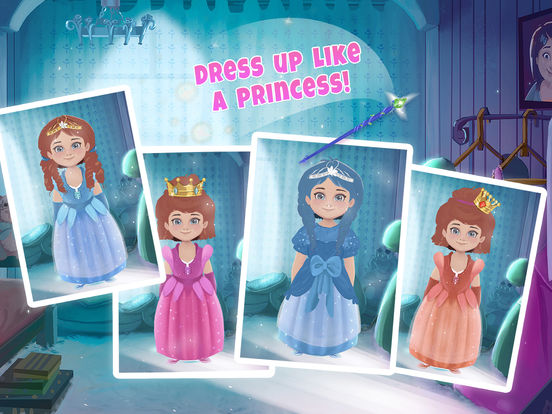 Fairy Tale Makeover - No Ads screenshot 10