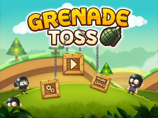 Grenade Toss ® screenshot 6