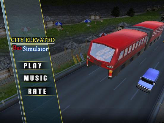 City Elevated Bus screenshot 5