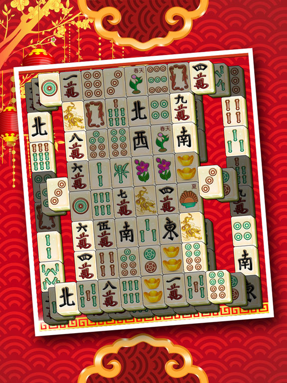 Mahjong Deluxe Pro - Majong Tower Treasure Quest screenshot 7