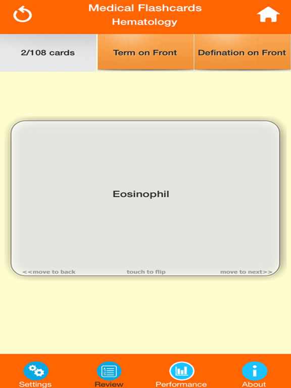 Medical Science : Hematology Quiz screenshot 10