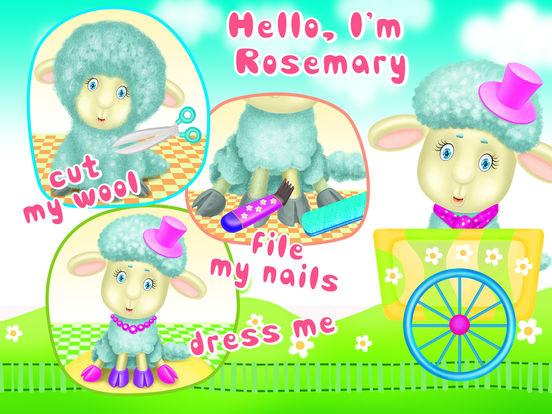 Sweet Baby Animals Beauty Salon screenshot 10