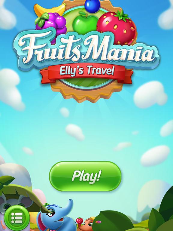 Fruits Mania : Elly's travel screenshot 10
