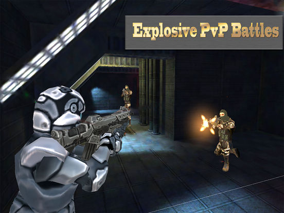 Robo Shooting Combat screenshot 5