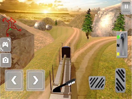 Extreme Truck Hill Drive : Real Mountain Climb-er screenshot 5