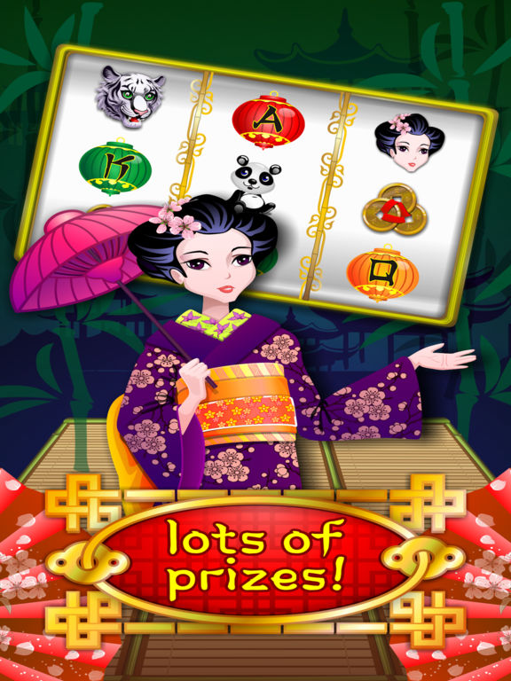 Slots Mirage Slot Machine Game screenshot 7