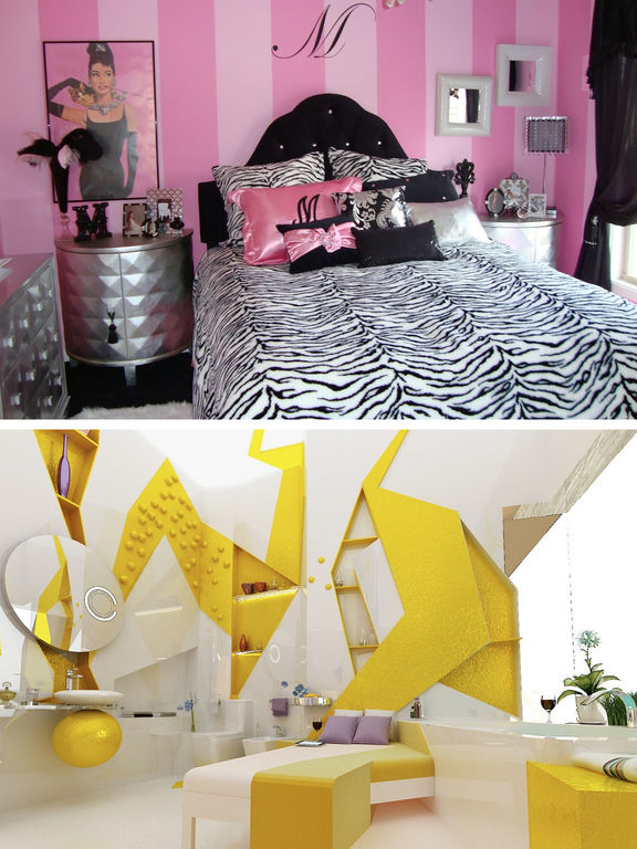 Teen Room Decor Ideas, Teenager Room Designs Plans screenshot 10