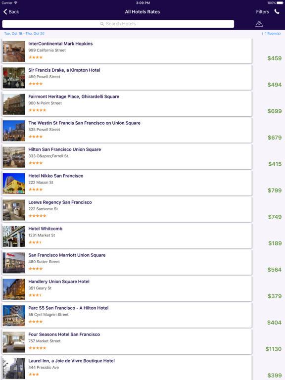 i4sanfrancisco - San Francisco Hotels & Businesses screenshot 9
