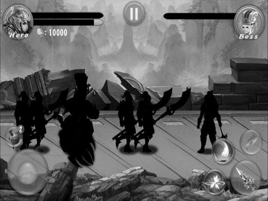 ARPG-Shadow Sword screenshot 9