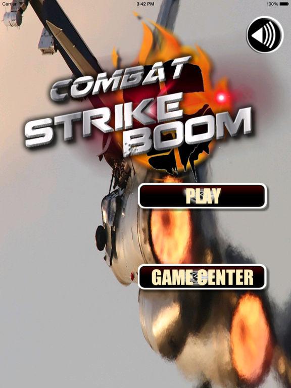 A Combat Strike Boom Pro - Driving In Aircraft Simulator screenshot 6