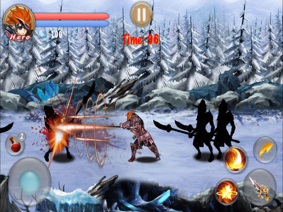 RPG--Dark Blade Pro screenshot 8