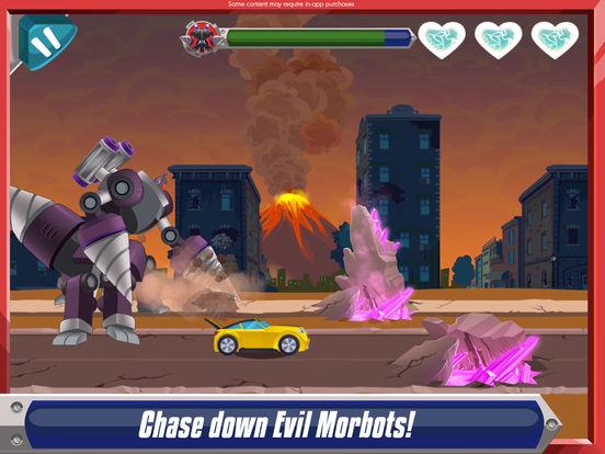 Transformers Rescue Bots: Dash screenshot 10