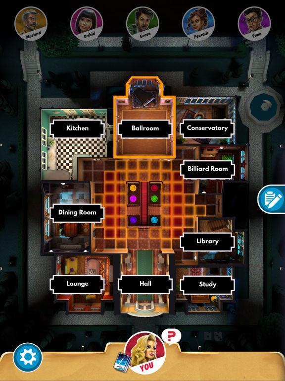 Clue: The Classic Mystery Game screenshot 10