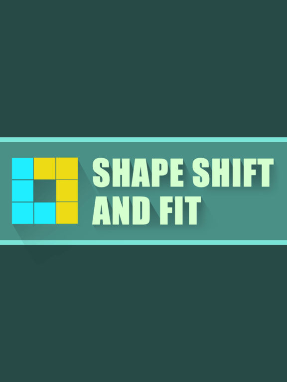 Shape Shift and Fit - new mind skill challenge screenshot 4