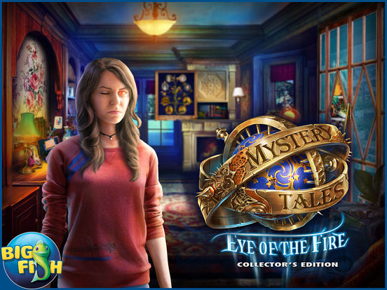 Mystery Tales: Eye of the Fire (Full) - Hidden screenshot 10