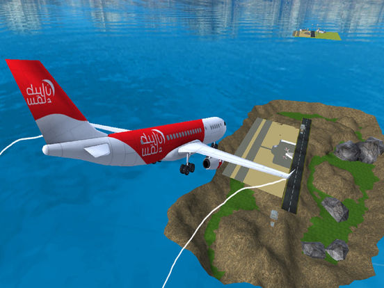 AirCraft Flight Simulator : Crazy Extreme Landing screenshot 5